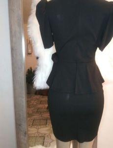 Black dressy dress